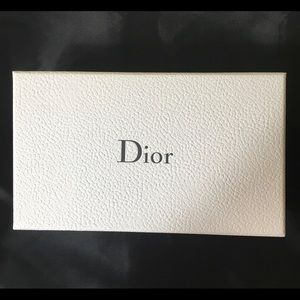 Dior authentic box with ribbon